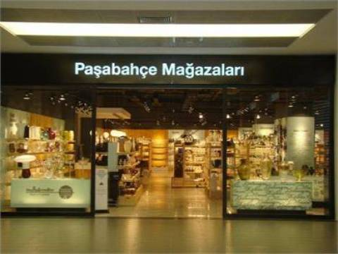 Paşabahçe yeni mağazasını Akasya AVM'de açtı!