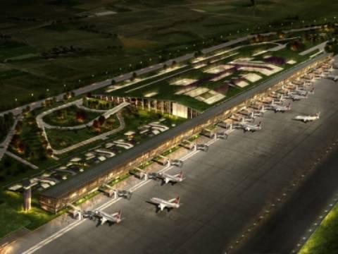 Çukurova Havalimanı'nın inşaatına devam edilecek!