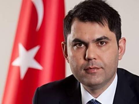 Murat Kurum, Emniyet Müdürlüğü'nden ayrıldı!