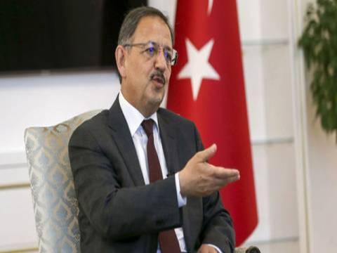 Mehmet Özhaseki: Her yıl 200 bin bağımsız birim dönüşmeli!