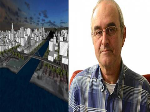 Cemal Saydam: Kanal İstanbul hayata geçerse bu İstanbul'un sonu olur!
