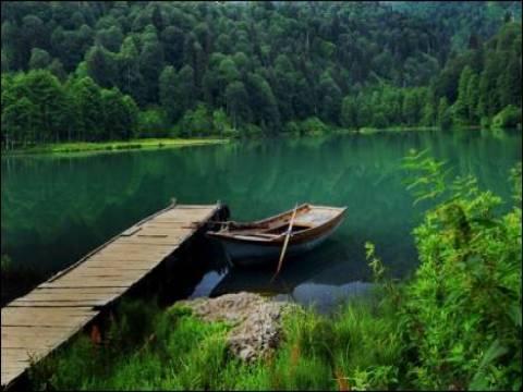 Borçka Karagöl turizme kazandırılacak!