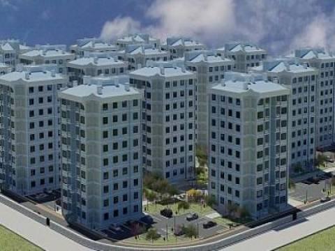 Gaziantep Mavikent'e 1000 yeni konut daha yapılacak!