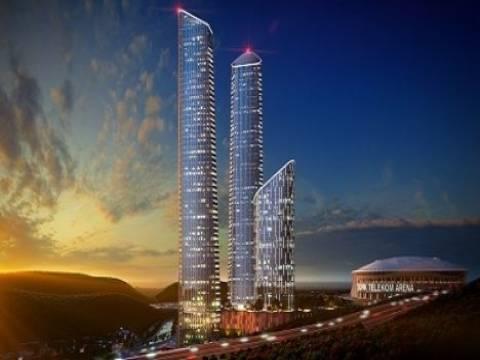 Skyland İstanbul konum!