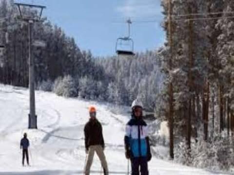 Cıbıltepe Kayak Merkezi'nde kış hazırlıkları devam ediyor!