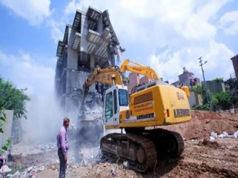 Seyhan'daki 49 kaçak inşaatın yıkım ihalesi ne zaman yapılacak?