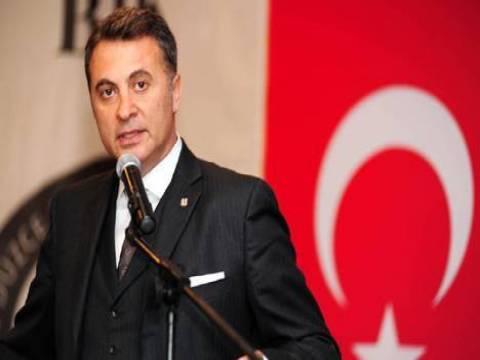 Fikret Orman: Vodafone Arena'yı kulübün öz kaynaklarıyla yapıyoruz!