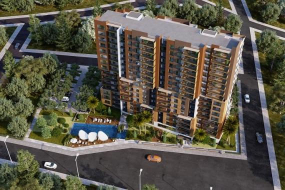 İzmir Mynar Life Residence'ta 575 bin TL'ye! Yeni proje!