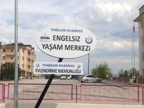 Yenişehir Evlendirme Dairesi yeni yerinde hizmet vermeye başladı!