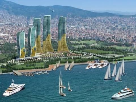 Kartal İstmarina Rezidans tam fiyat litesi 2017!