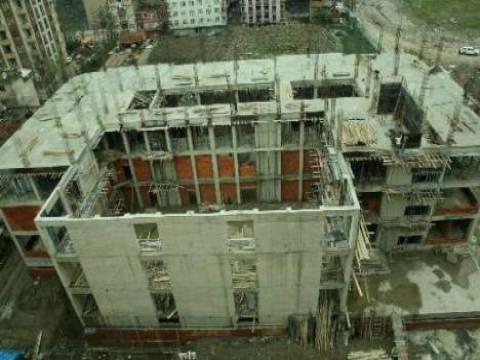 Rize'de gençlik merkezi inşaatları devam ediyor!