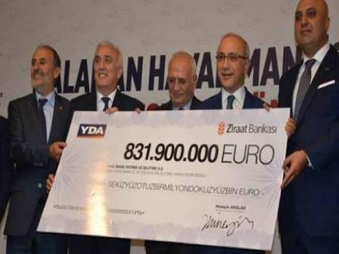 Dalaman Havalimanı, Türkiye havalimanları arasında 7'nci sırada!