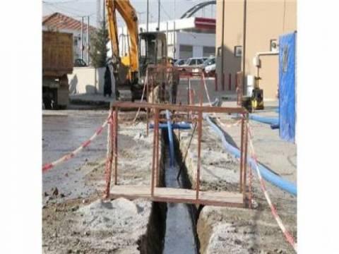 Erzincan Cansuyu çalışmalarında 141 kilometre tamamlandı