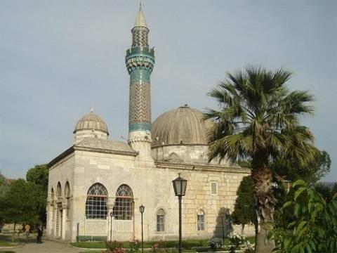 Bursa Yeşil Cami'de restorasyon çalışmalarına başlandı!