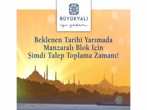 Büyükyalı İstanbul Yarımada fiyatları ne kadar?