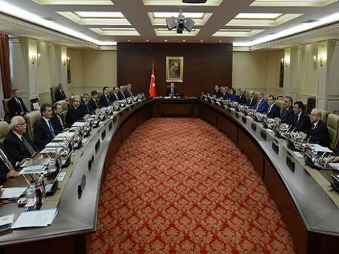 Bakan Zeybekçi inşaat sektörüyle bir araya geldi!
