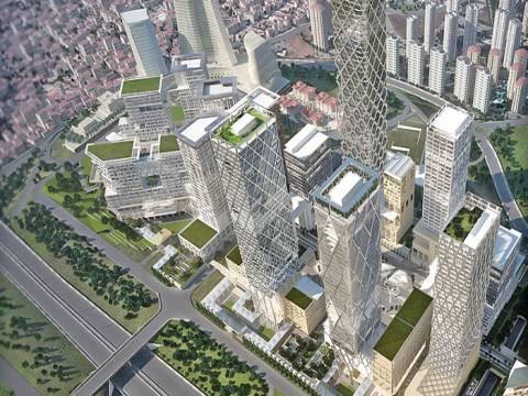 İstanbul Finans Merkezi'nin değeri arttı!