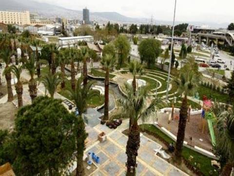 İzmir Çınarlı Kent Park'ı 15 Mart'ta açılacak!