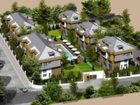 Gün İnşaat Kemerville'de fiyatlar 390 bin dolardan başlıyor!