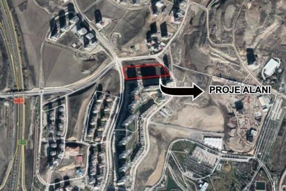 Aras Grup Ankara Etimesgut'ta 211 konut yapacak! Yeni proje!
