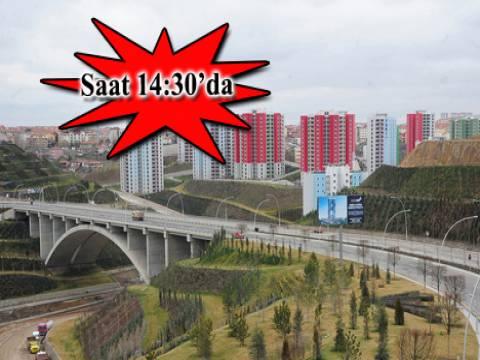 TOKİ Kuzey Ankara Kent Girişi 4. Bölge 2. Etap 314 konut ihalesi bugün!