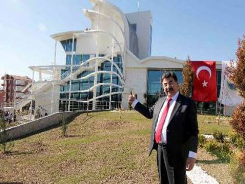 Gölbaşı Ahmet Yesevi Kültür Merkezi açıldı!
