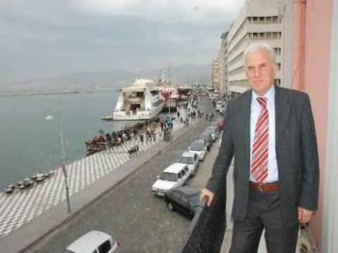 İzmir Alsancak Limanı'na 2014 sonuna kadar yarım milyon turistin gelmesi bekleniyor!