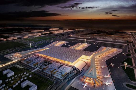 İstanbul Yeni Havalimanı'na Big Bang usulüyle taşınılacak!