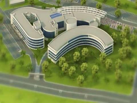Çiğli Bölge Eğitim ve Araştırma Hastanesi Şubat 2015'te hizmete açılacak!
