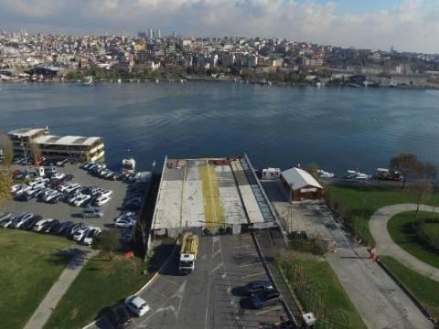 Tarihi Galata Köprüsü yerinden kaldırıldı!