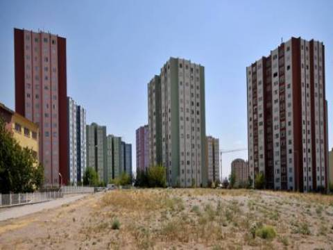 Ankara Urankent Lojman Binası tadilat işi ihalesi 7 Ağustos'ta!
