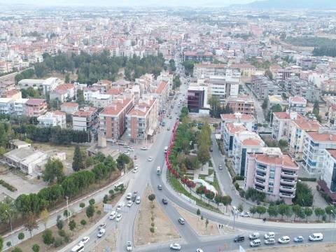 Menderes Belediyesi'nden satılık tarla! 3.6 milyon TL'ye!