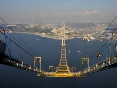 Çanakkale Köprüsü ve otoyolu ihalesine 4 teklif geldi!