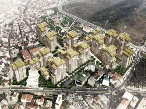Esenler'de kentsel dönüşüm fiyatları artırdı!