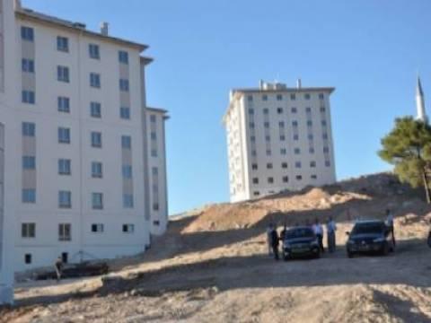 TOKİ Soma'da 104 konut sahiplerini buldu!