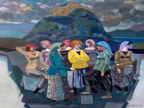 Ali Düzgün, Kentsel Dönüşü Sergisi açtı!