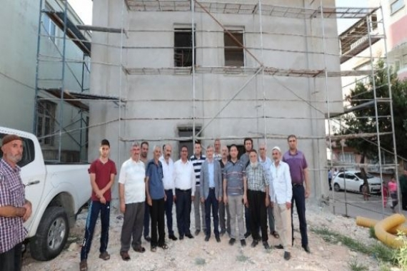 Gaziantep Şahinbey'e yeni tesis!
