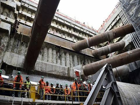 Mecidiyeköy metro çalışmalarının yüzde 80'i tamamlandı!
