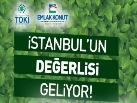 Yeni Yapı Alibeyköy projesinin adı Yeniköy Konakları oldu!
