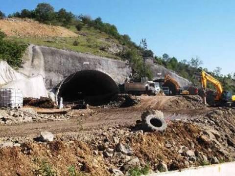 Kanuni Bulvarı tünel inşaatları devam ediyor!