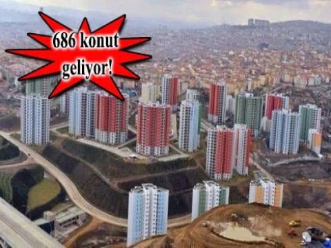 TOKİ Kuzey Ankara Kent Girişi 3.Bölge konut ihalesi 16 Kasım'da!