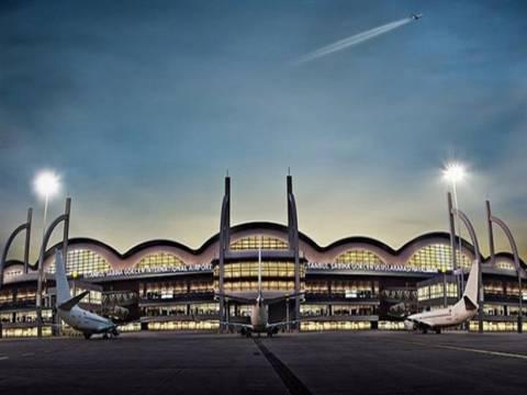 Sabiha Gökçen Havalimanı'nda karayolu yer altına iniyor!