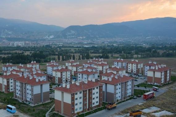 Kütahya İnköy'de satılık 8 arsa! 19 milyon TL'ye!