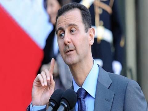 Beşar Esad'ın İspanya'daki mal varlığına el konuldu!