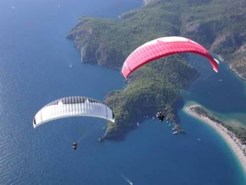 Antalya'ya yamaç paraşütü pisti ne zaman yapılacak?