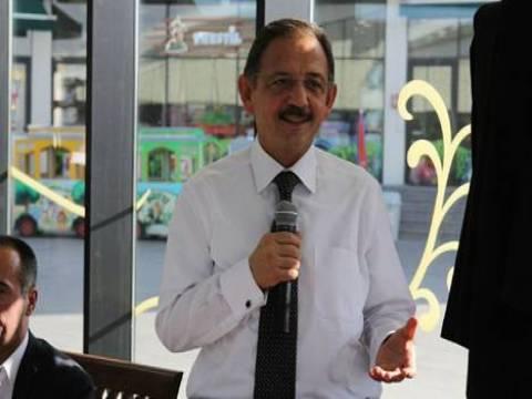 Mehmet Özhaseki: Kayseri'yi Anadolu'nun merkezi yapacağız!