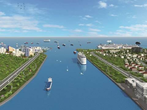 Kanal İstanbul'da ilk kazma yeni yılda atılacak!