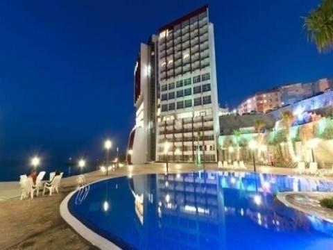 Sky Tower Hotel Devr-i Tatil iletişim!