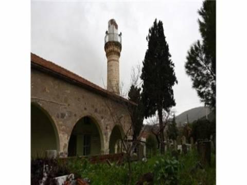 Balaban Paşa Cami restore edilecek!