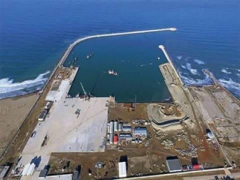Sakarya IC Karasu Limanı hizmete açıldı!
